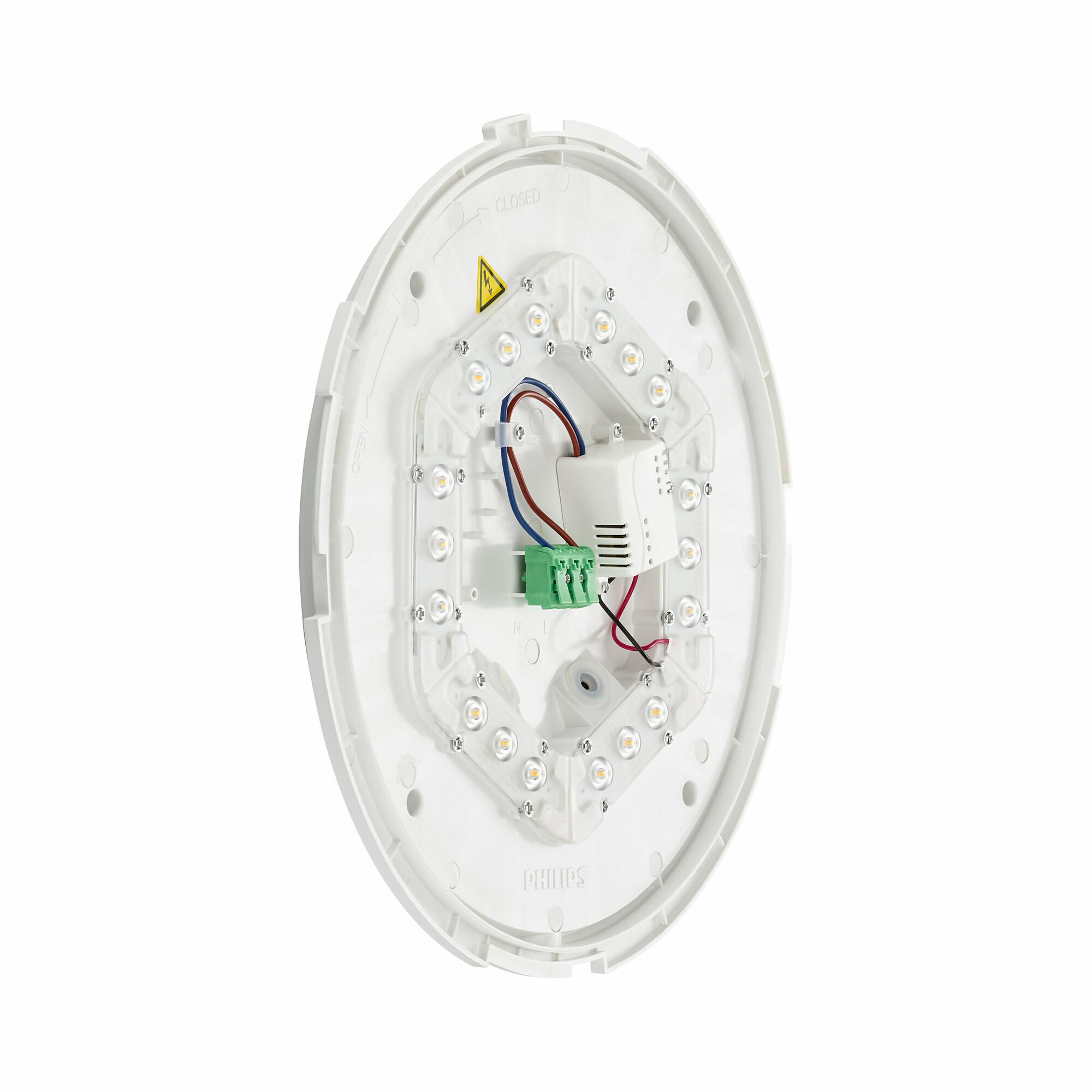 Philips CORELINE Wandlamp LED 1x23W/2000lm Wit