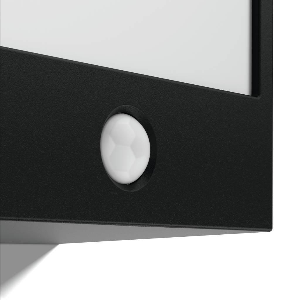 Philips MACAW Wandlamp LED 1x4W/320lm Zwart