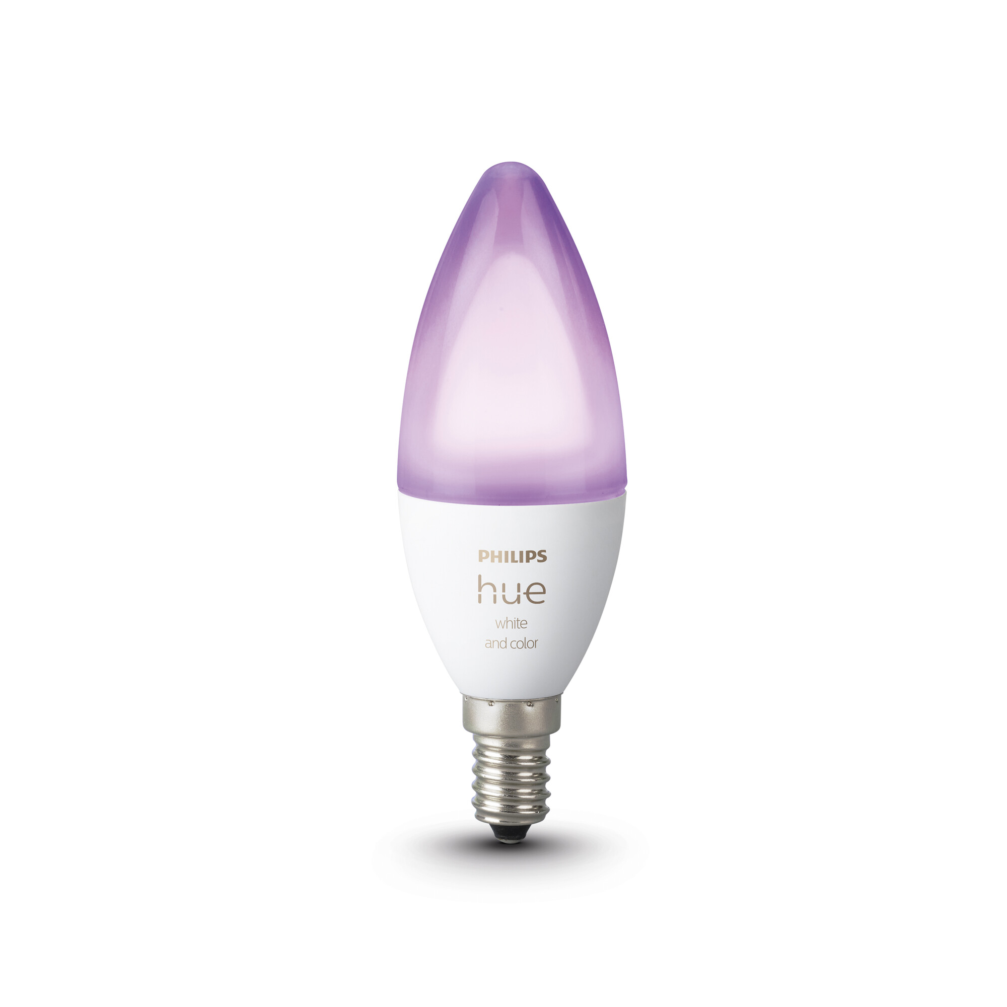 Philips HUE White and color ambiance E14 5,3W 470lm 2000K-6500K