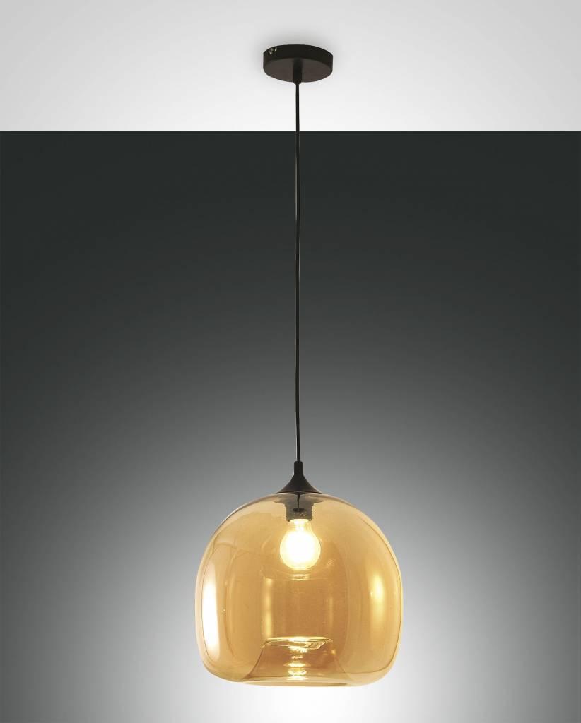 MAIA Hanglamp E27 1x Goud