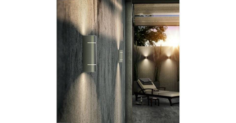 Philips SUNSET Applique LED 2x1W/200lm Gris