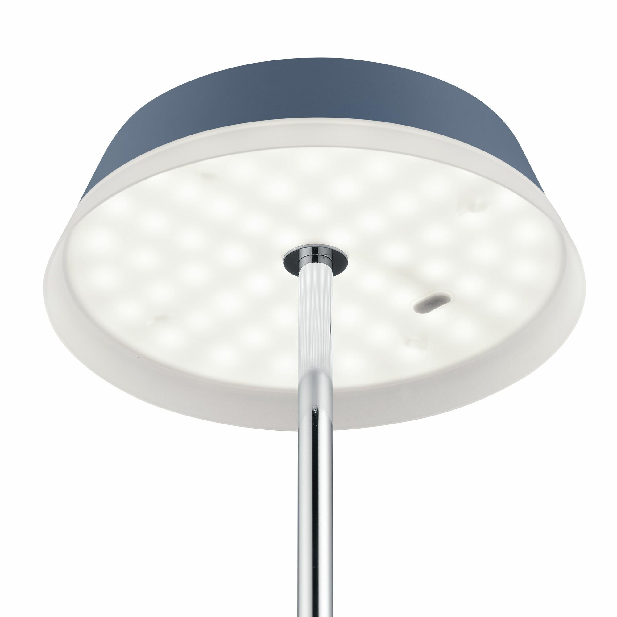 JOY Tafellamp LED 1x1,8W/200lm Antraciet