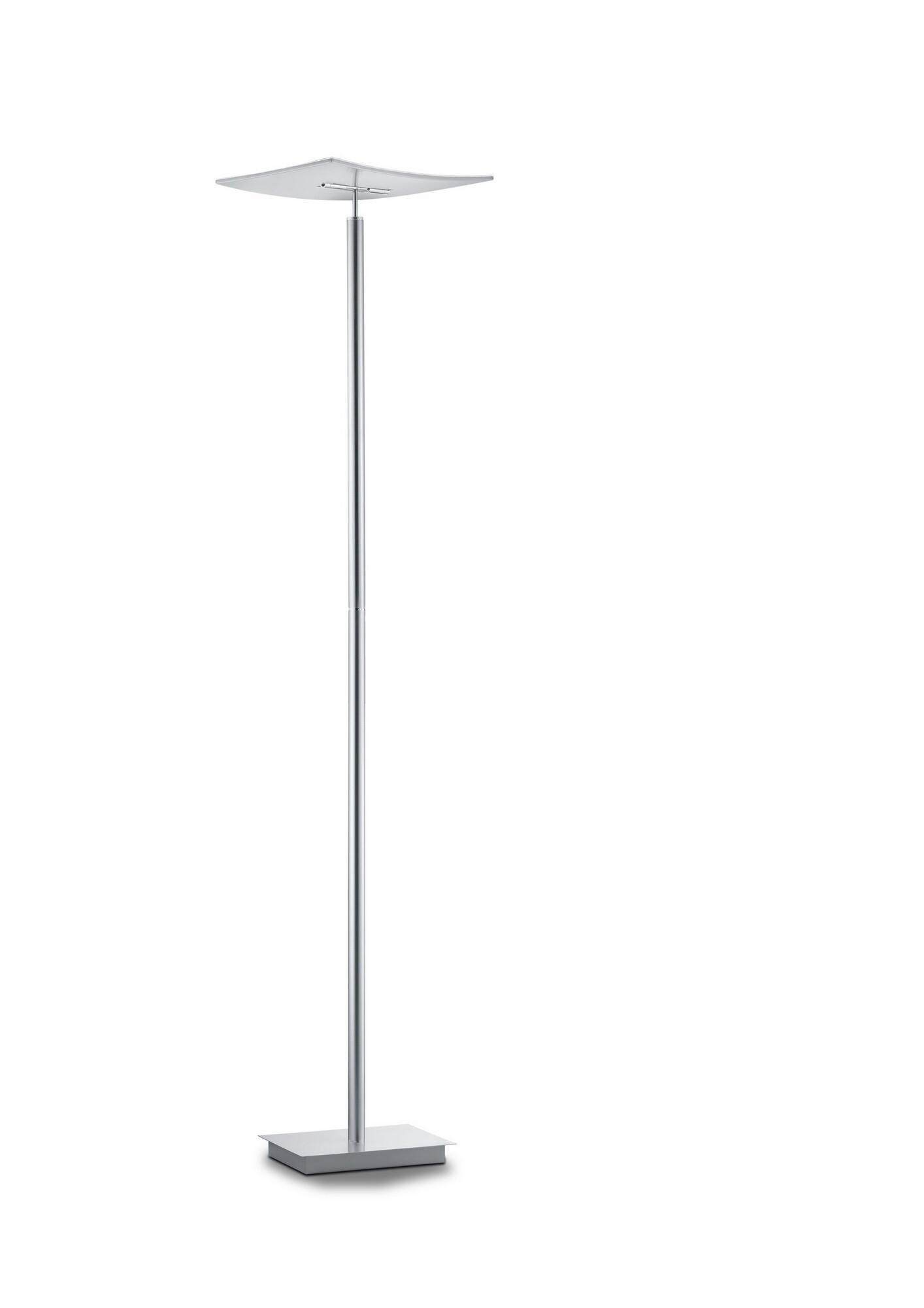 MODENA Lampadaire LED 1x36W/3500lm Argent