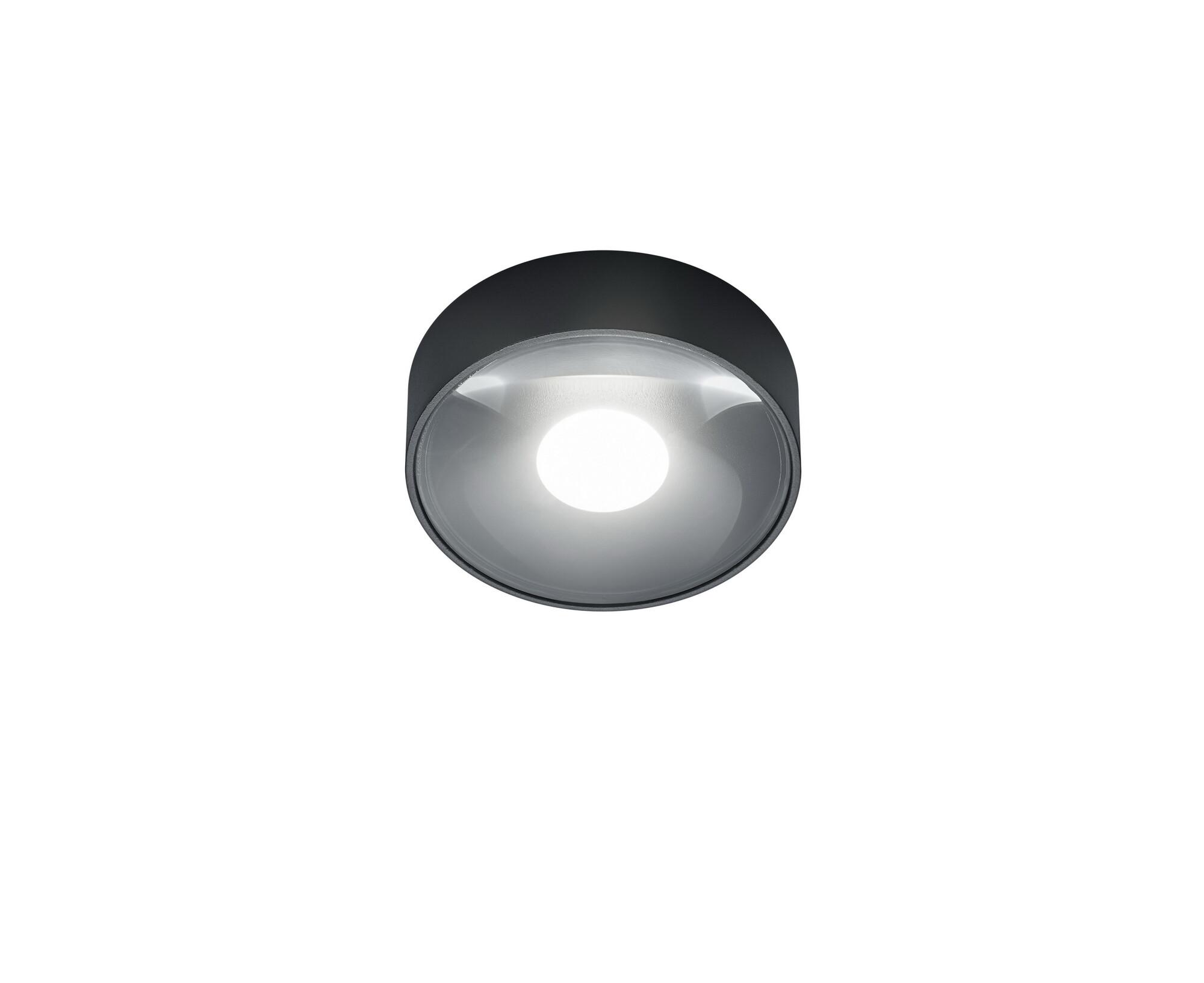 CONA Spot apparent LED 1x6W/495lm Noir