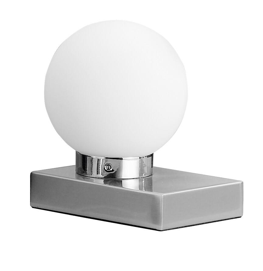 TABO Tafellamp E14 1x Zilver