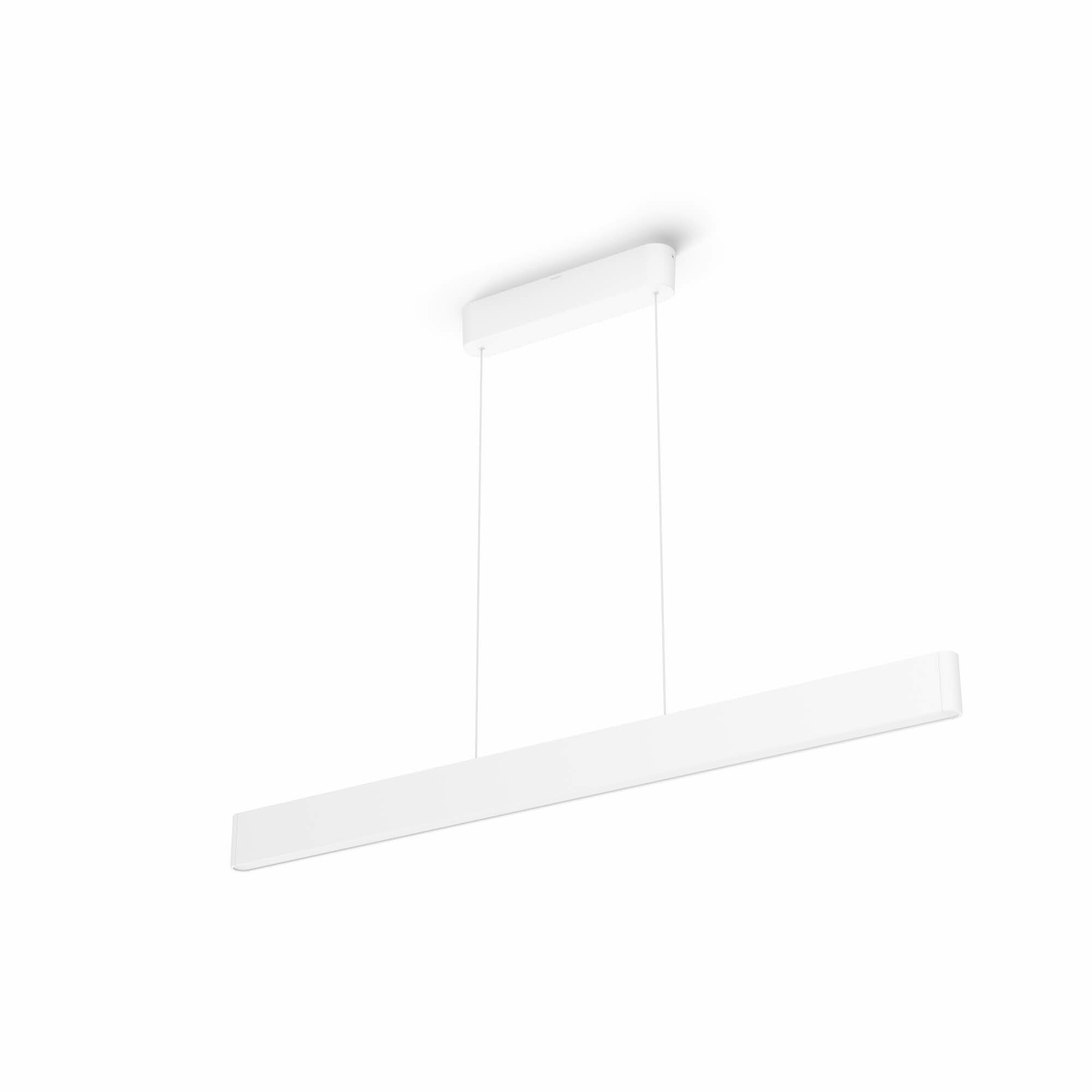 Philips HUE ENSIS Suspensions LED 2x39W/3000lm Blanc
