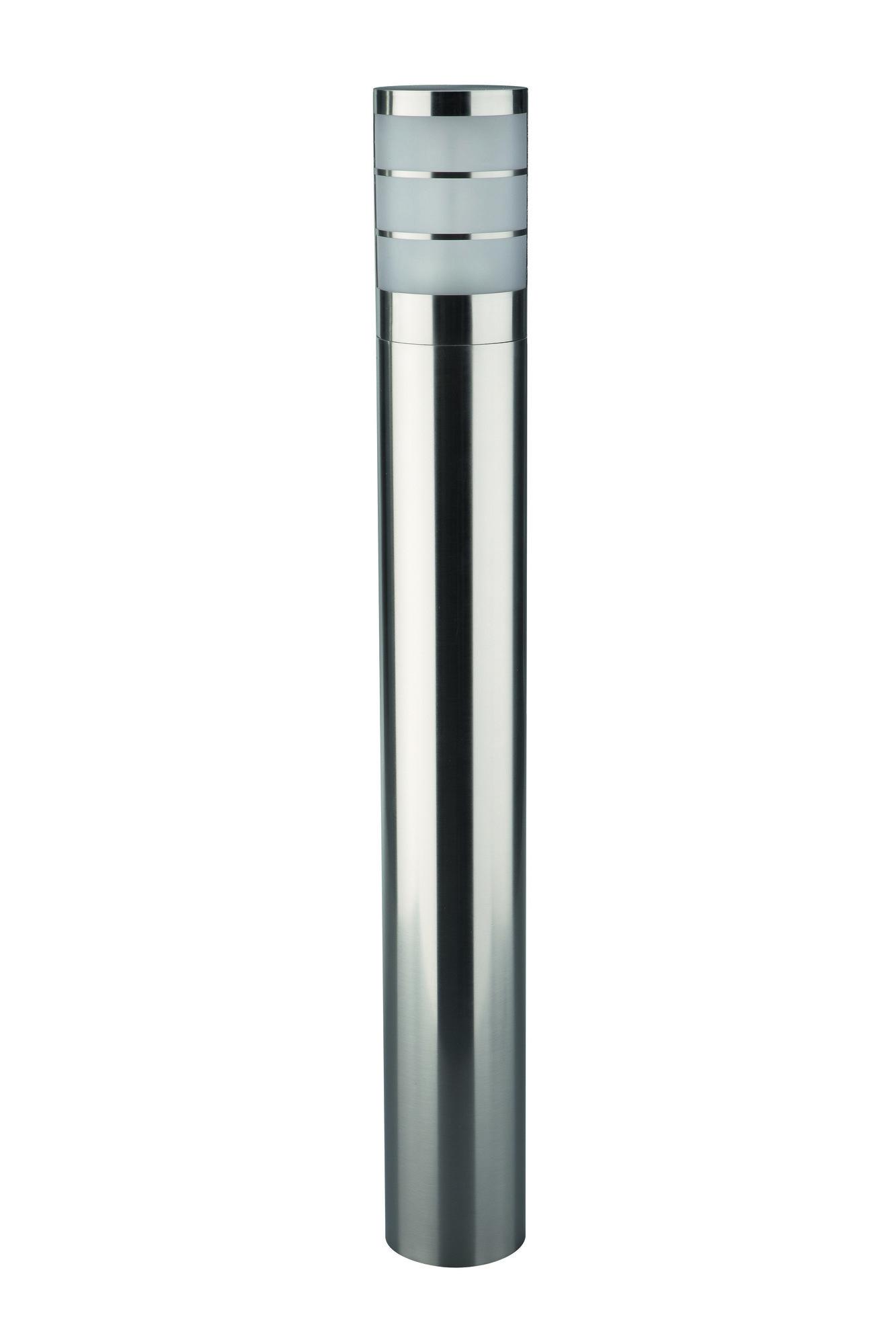 Philips CALGARY Tuinpaal E27 1x14W Lichtgrijs
