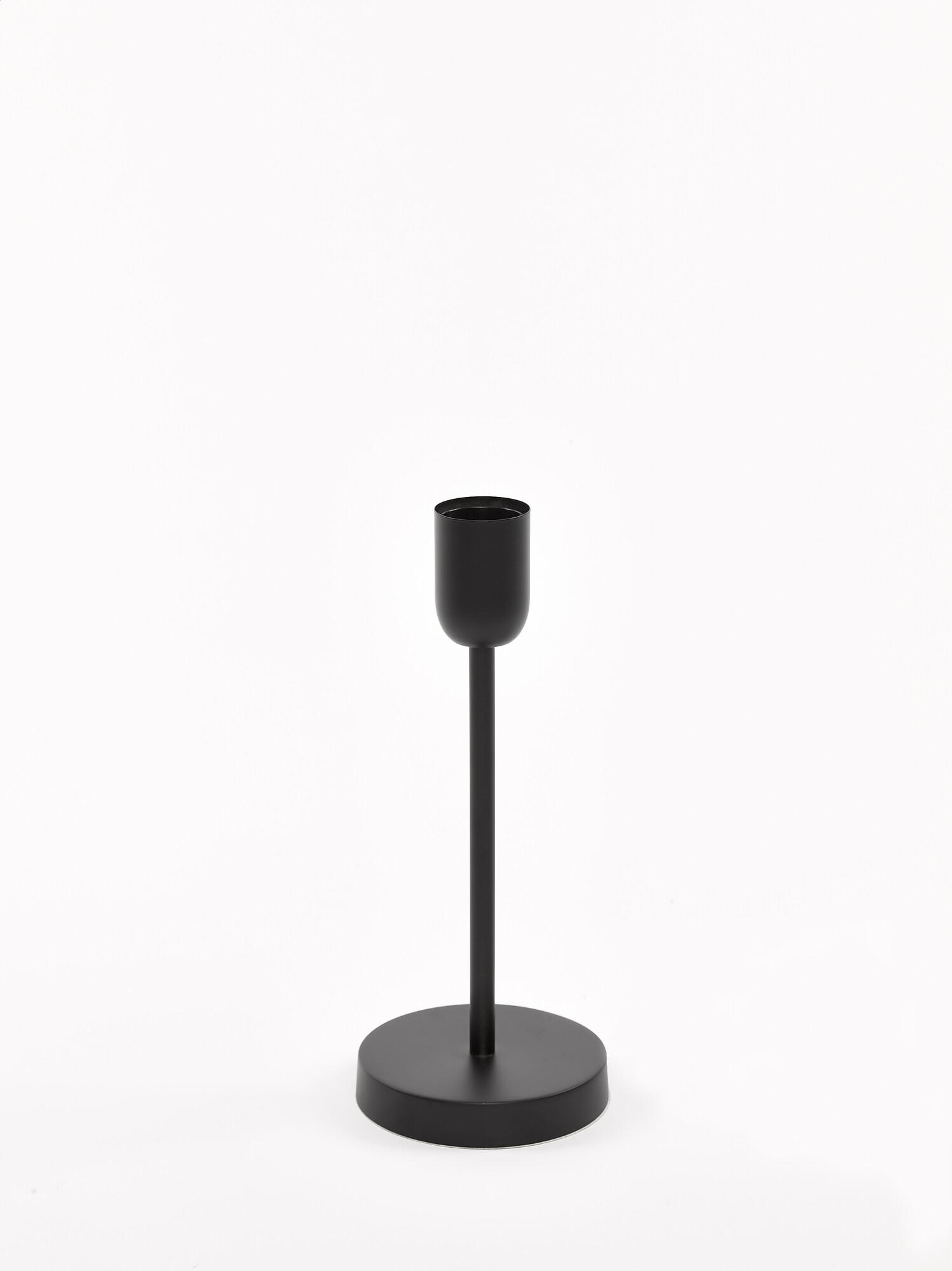MESA Lampe de table E27 1x Noir