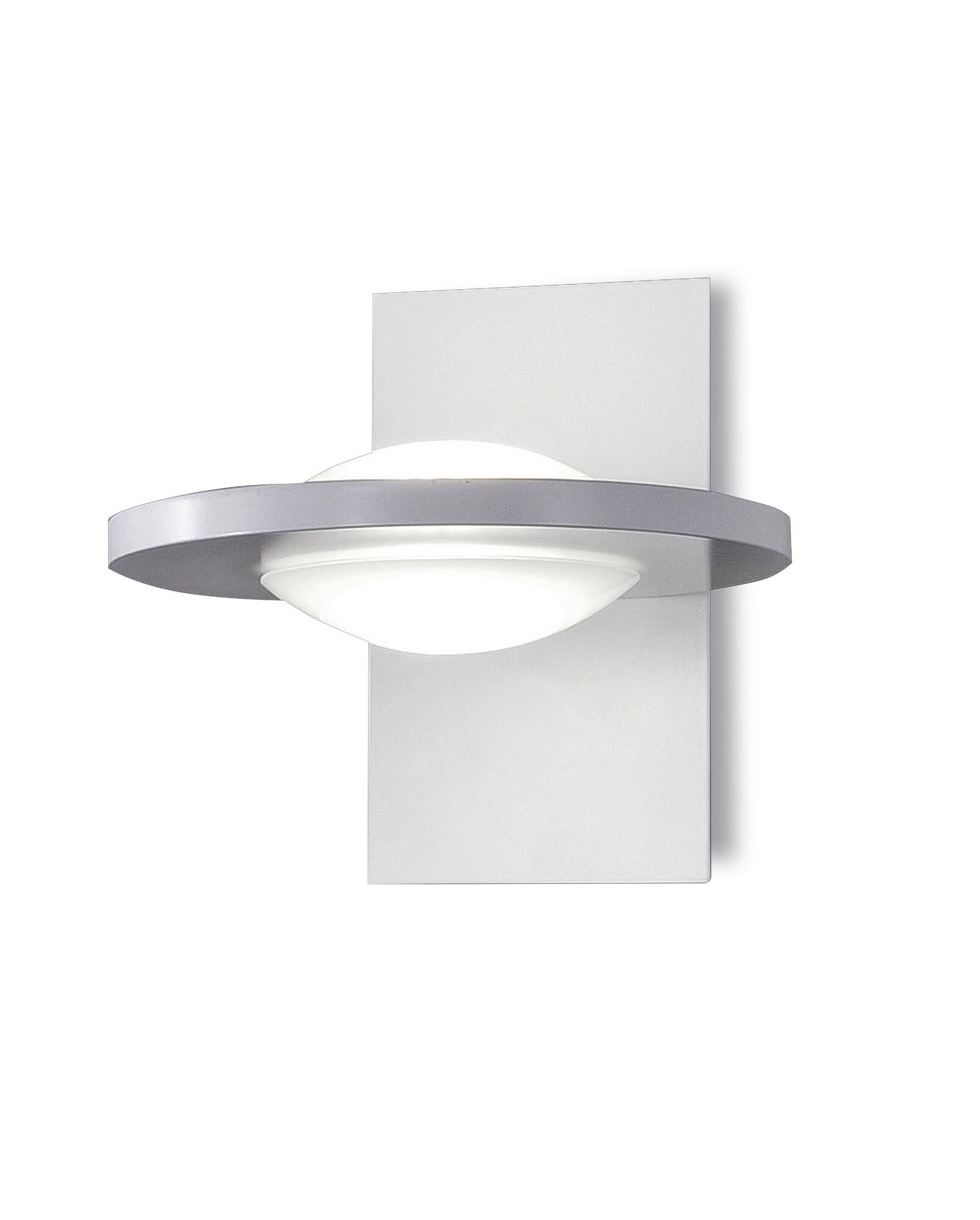SWAN Wandlamp LED 2x8W/1400lm Wit