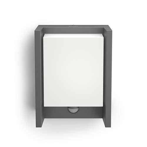 Philips ARBOUR Wandlamp LED 1x7W/600lm Antraciet