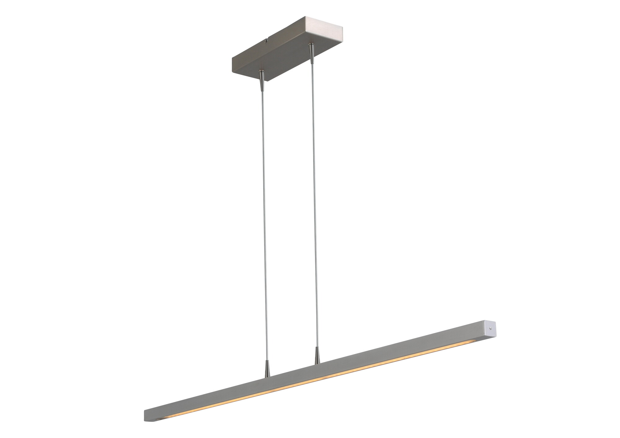 REAL Hanglamp LED 1x34W/4800lm Zilver