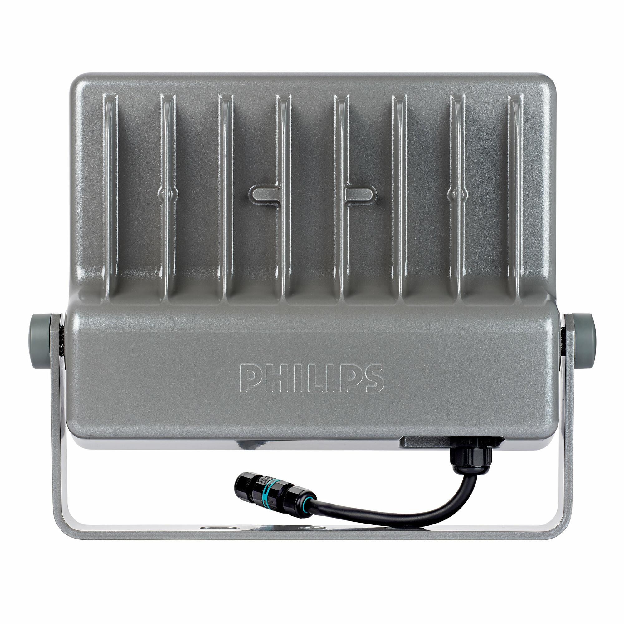 Philips CORELINE Straler LED 1x95W/12000lm Lichtgrijs