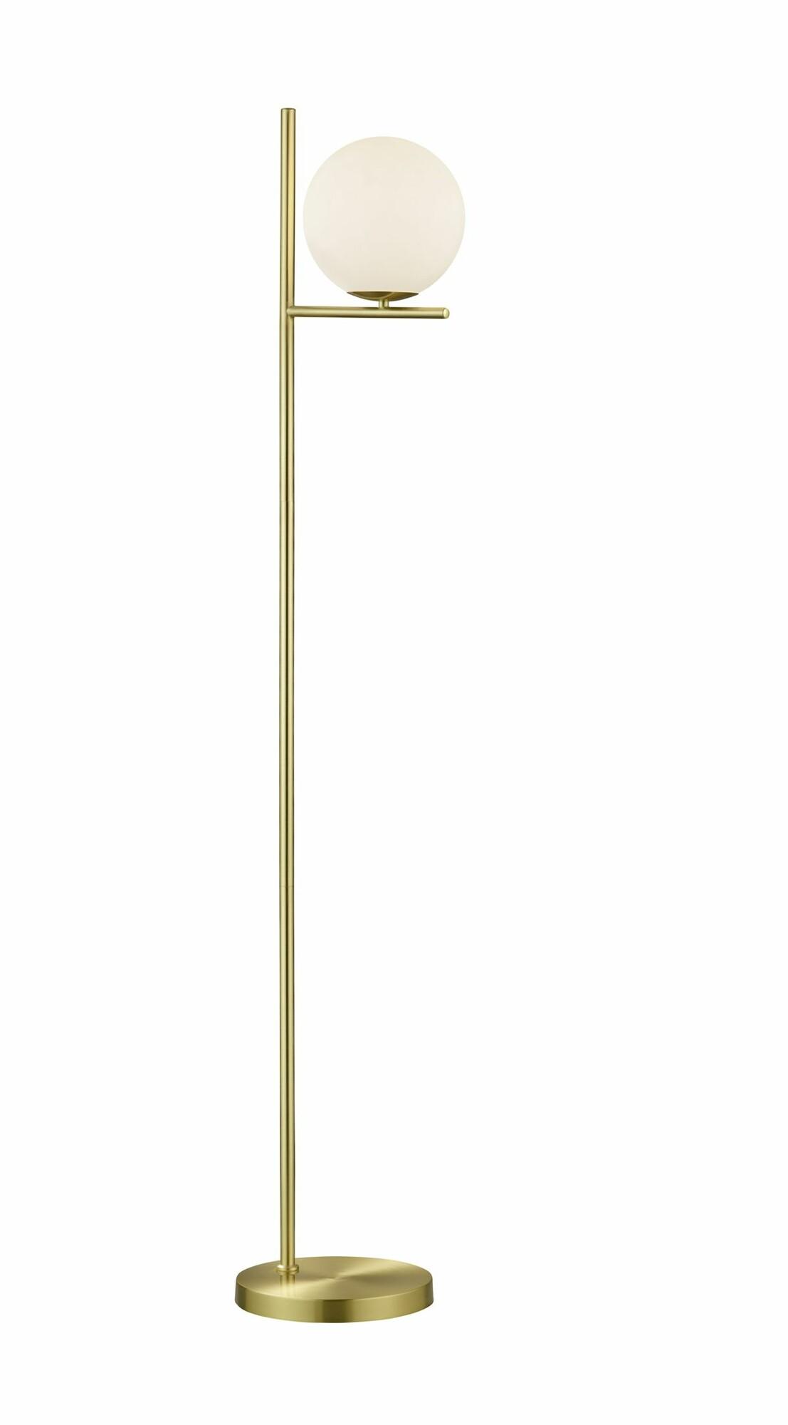 PERU Vloerlamp E14 1x Koper