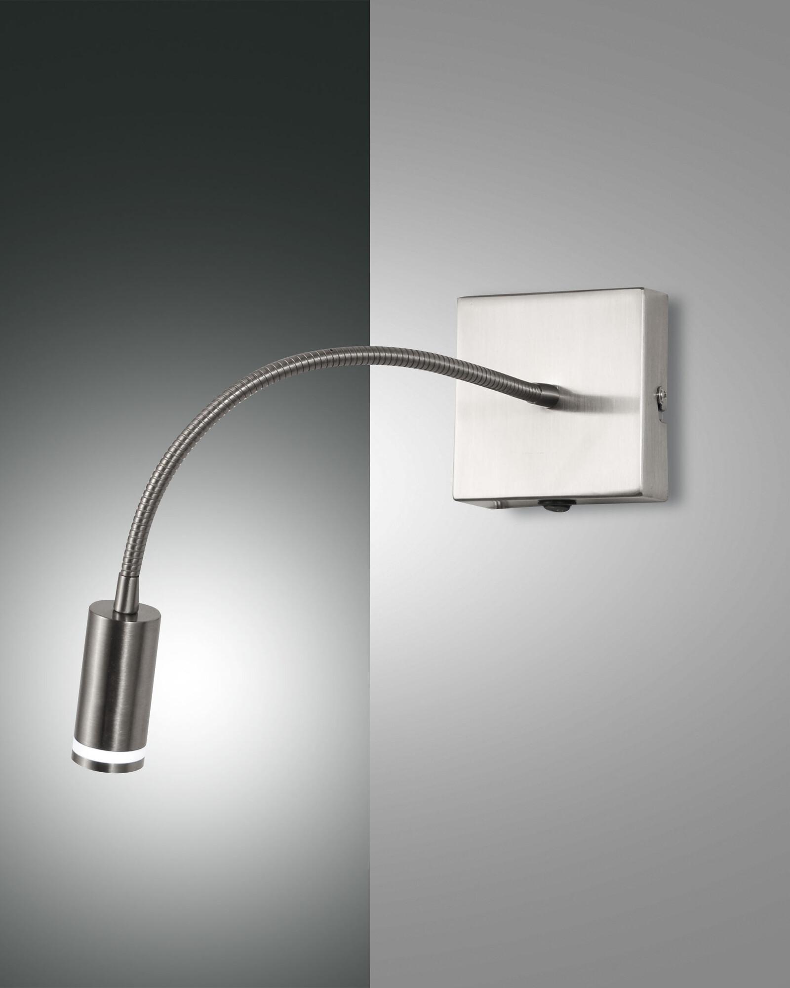 VIETRI Lampe de table LED 1x3W/270lm Argent