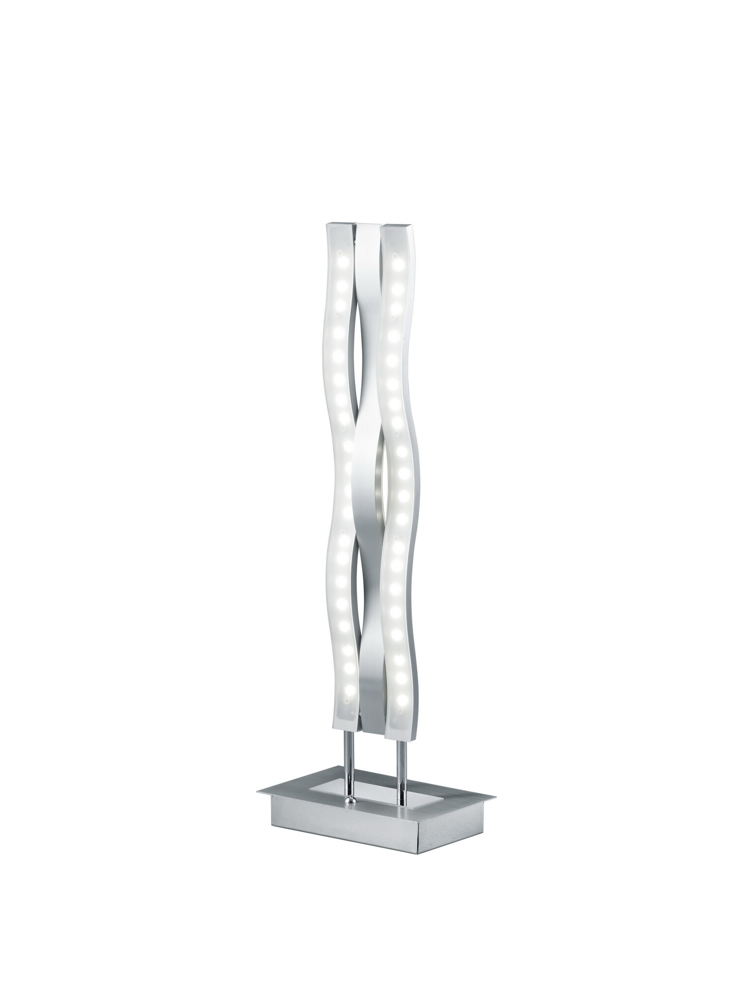 HELIOS2 Tafellamp LED 3x4W/1200lm Zilver