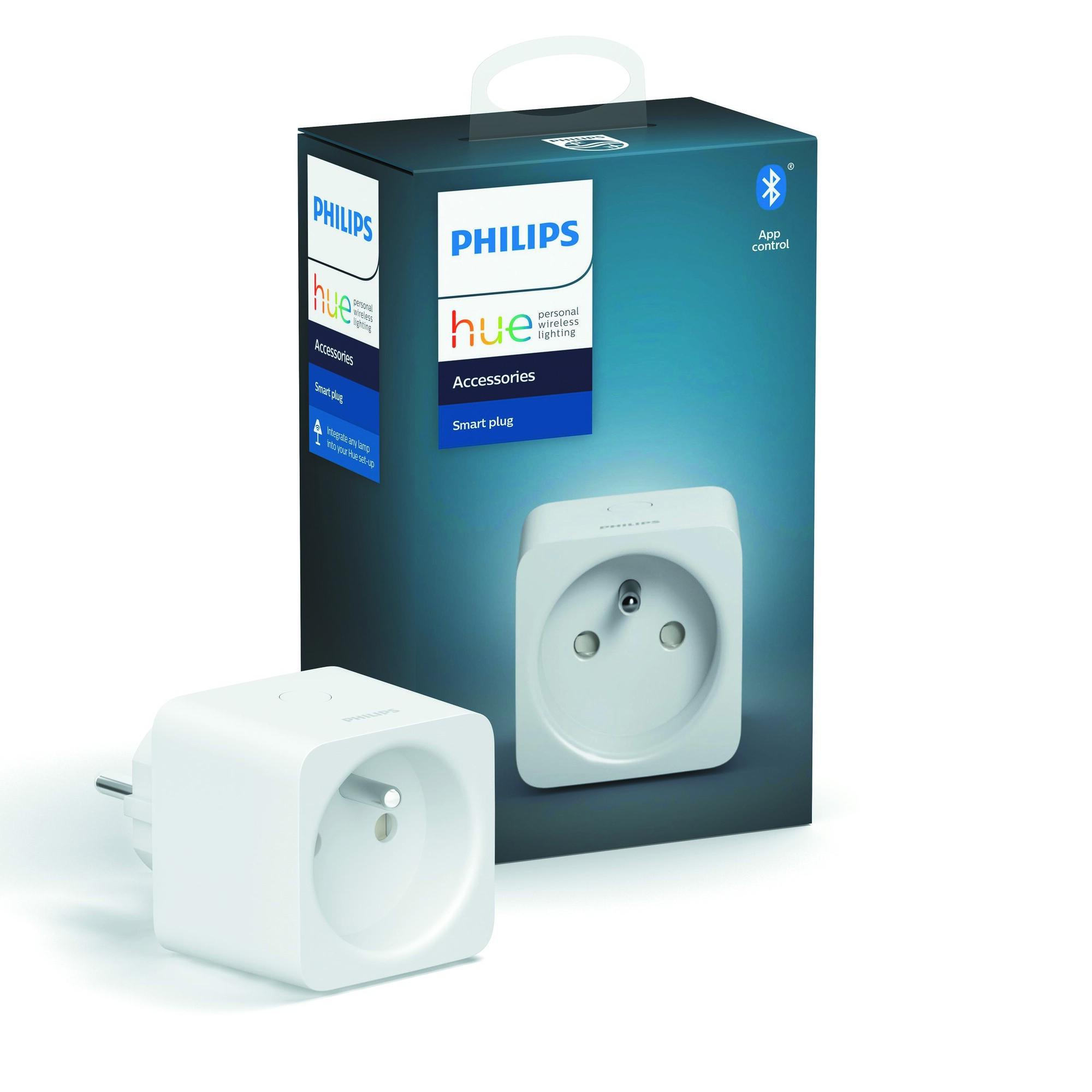 Philips HUE Smart plug BE/FR Blanc