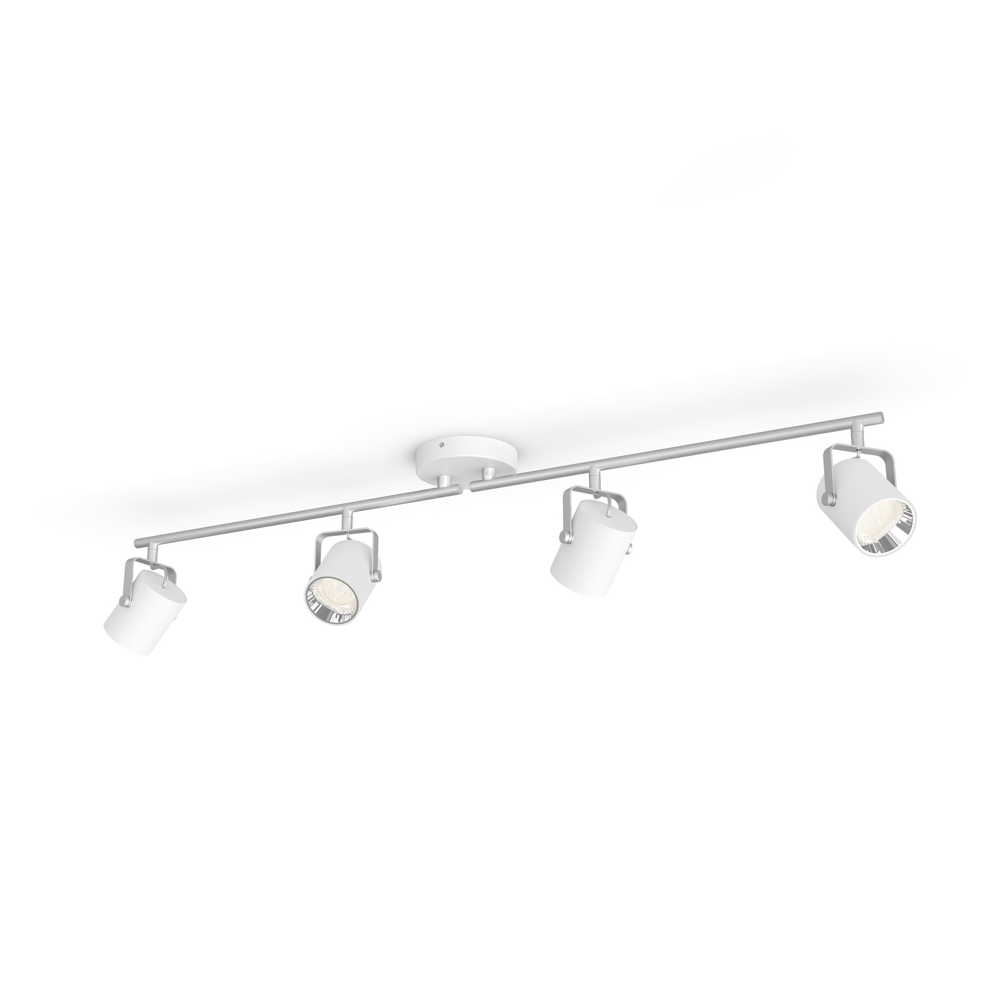 Philips BYRE Opbouwspot LED 4x4,3W/430lm Wit