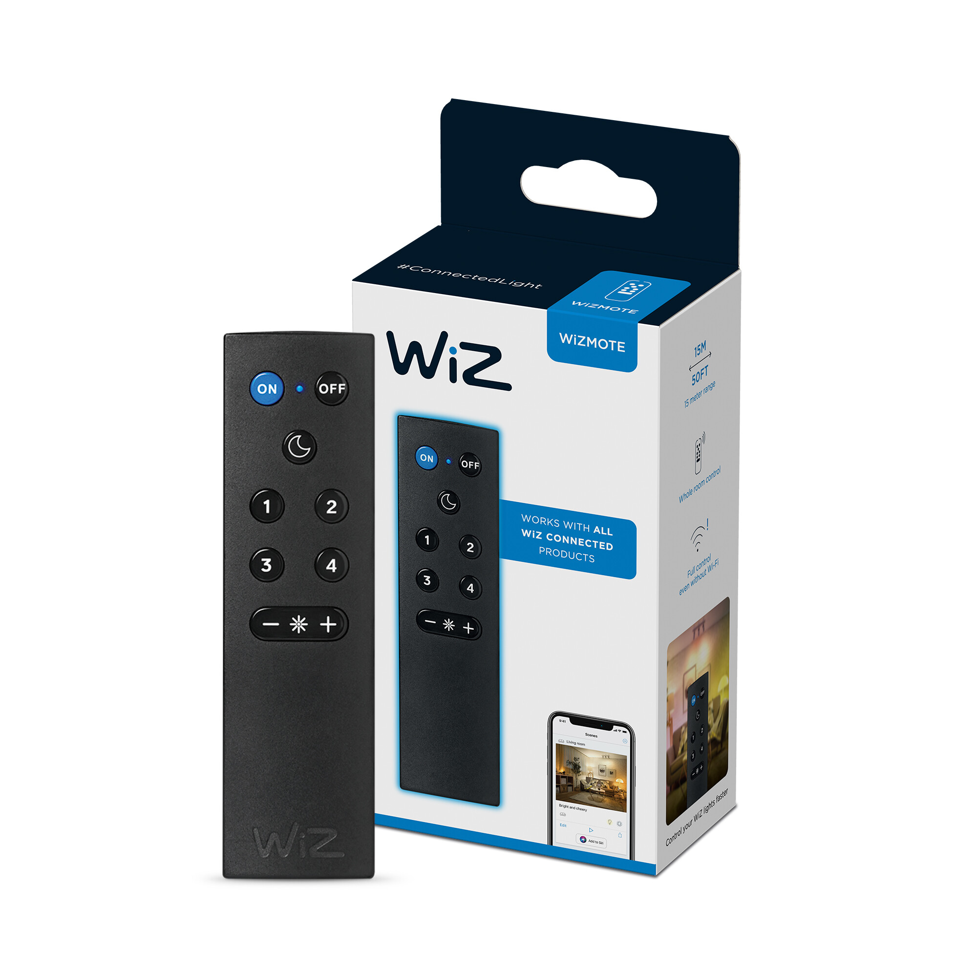 WiZ WiFi remote