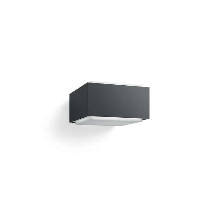 Philips HEDGEHOG Wandlamp E27 1x Antraciet