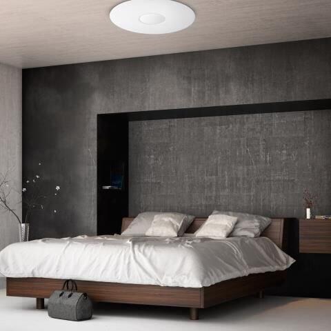 Philips HARAZ Plafondlamp LED 1x75W/6000lm Wit