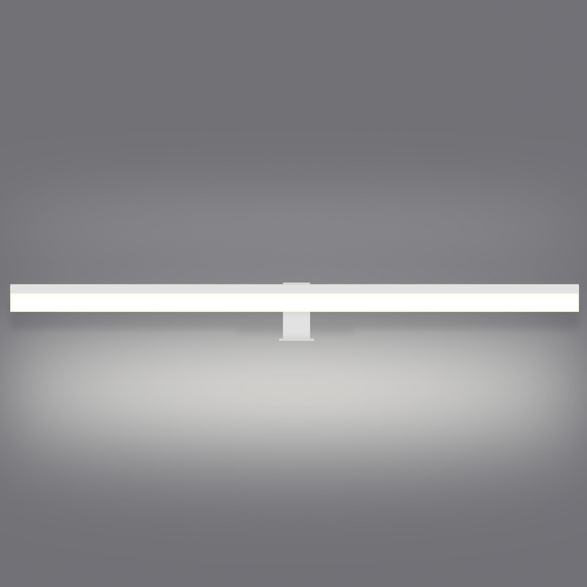 DECADE Wandlamp LED 1x19W/1520lm Rechthoekig Wit