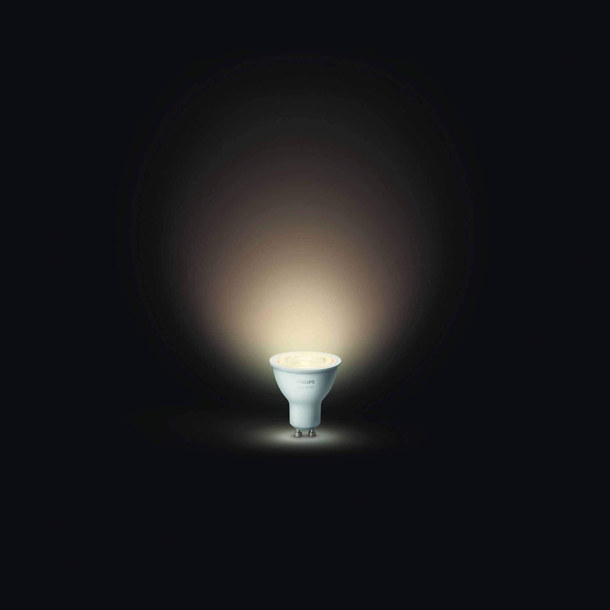 Philips HUE White GU10 5,2W 400lm 2700K Spot Frosted
