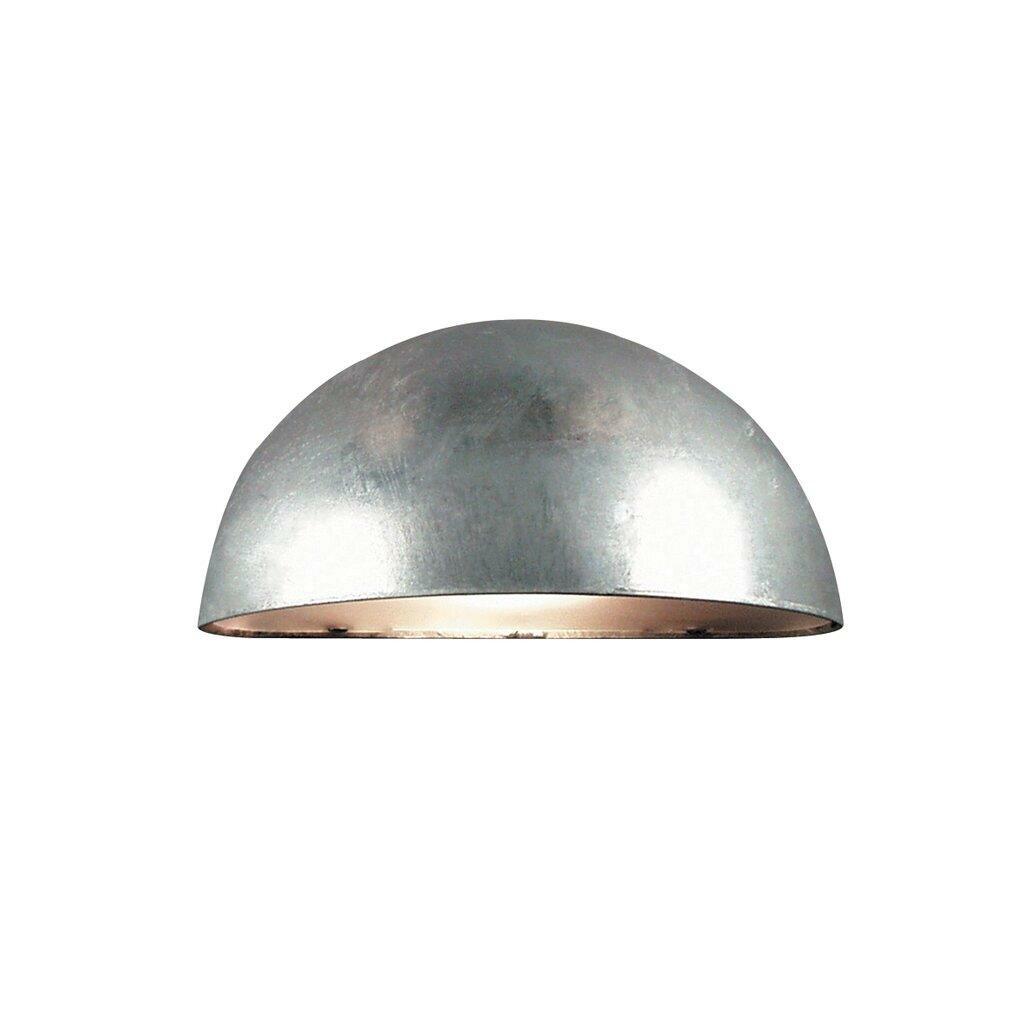 SCORPIUS Wandlamp E14 1x Zilver