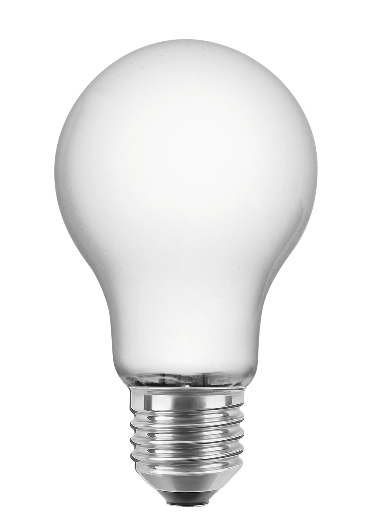 MILKY E27 8W 450lm 2000K-2900K Lamp Frosted