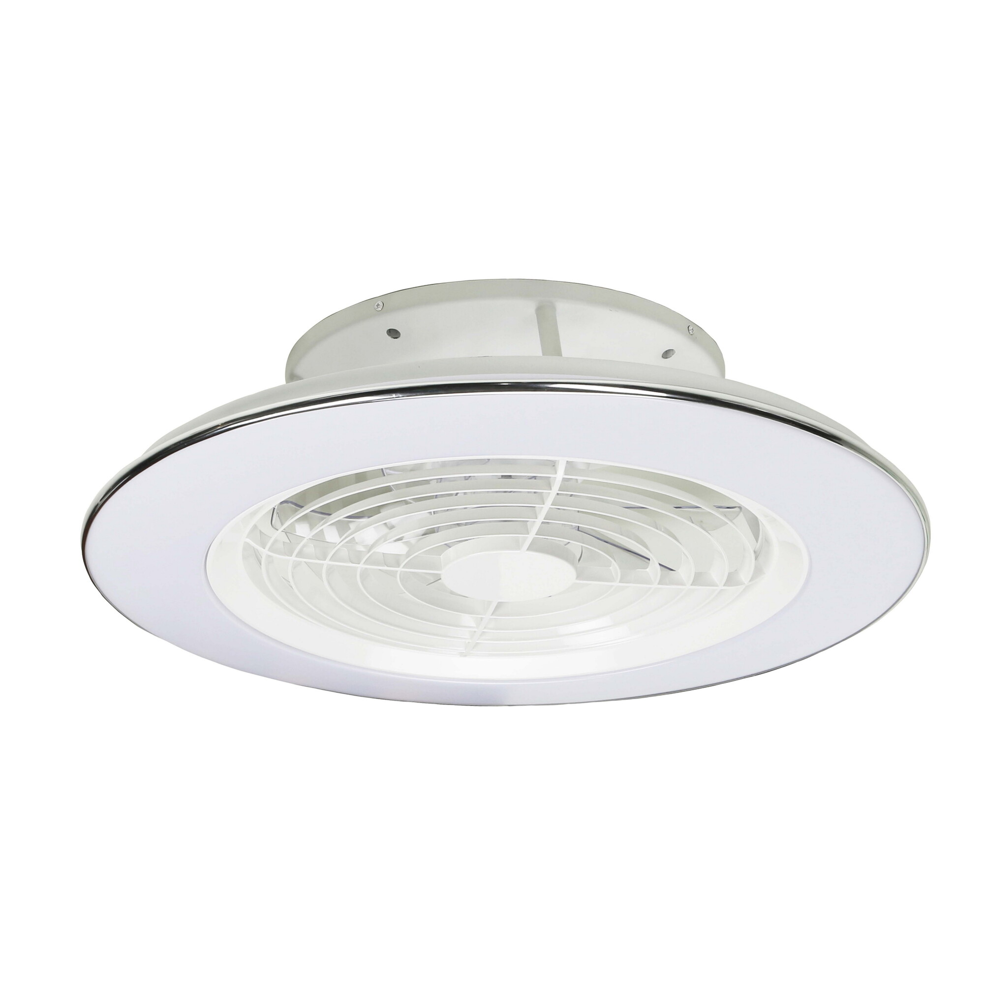 ALISIO Ventilator LED 1x70W/4200lm Wit