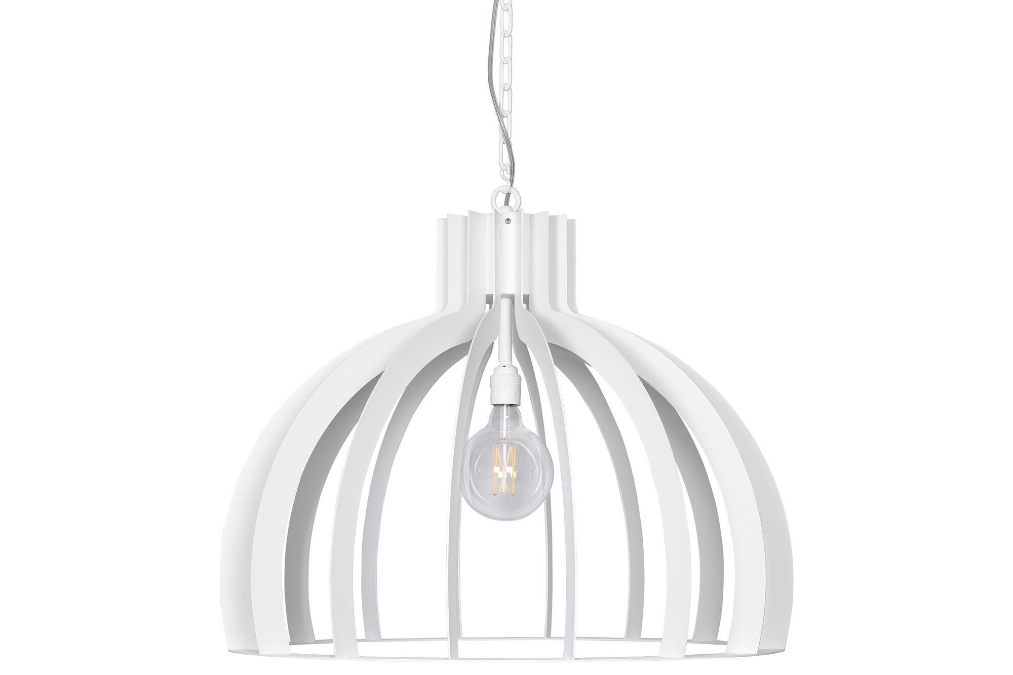CATANIA Hanglamp E27 1x Wit