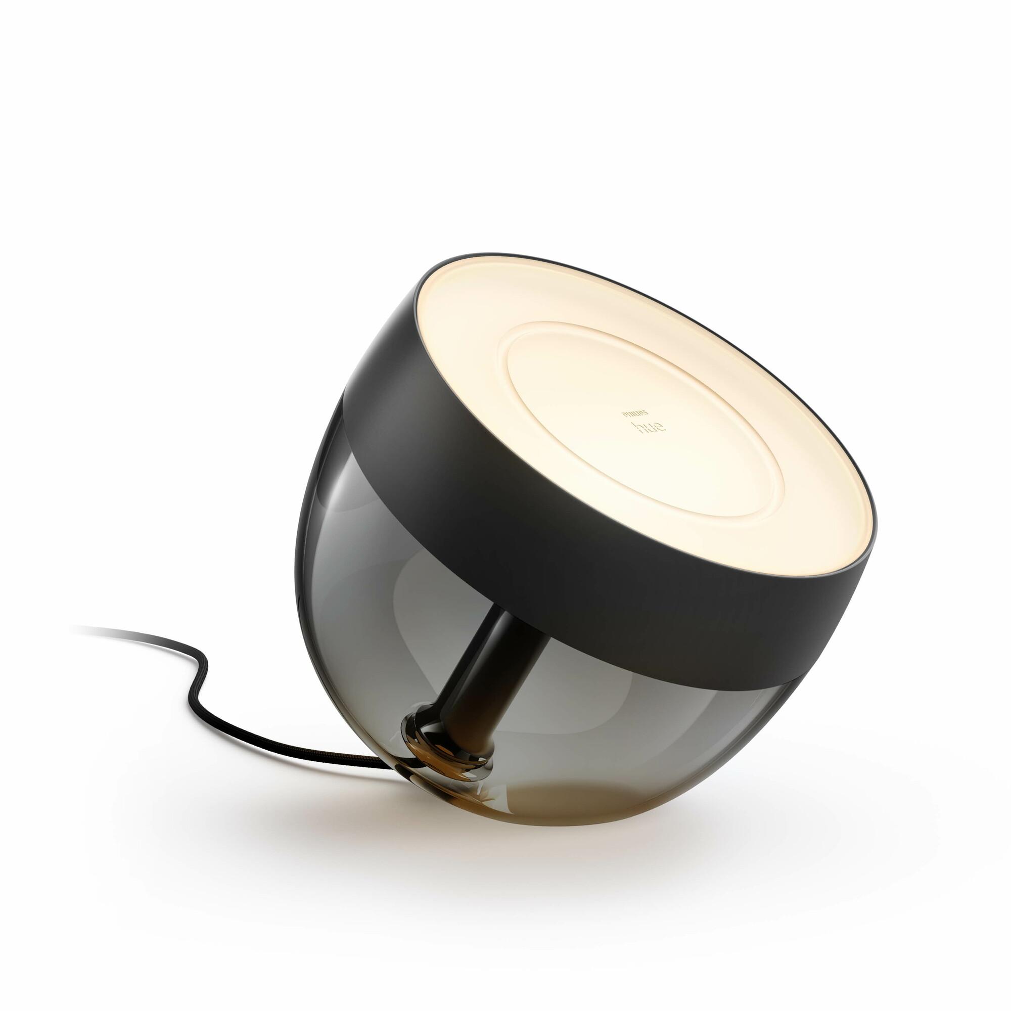 Philips HUE IRIS Lampe de table LED 1x8,1W/570lm Noir