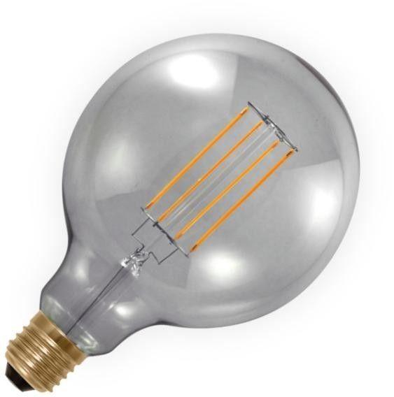 SMOKEY GREY E27 6W 250lm 2000K Ampoule Coating fumé