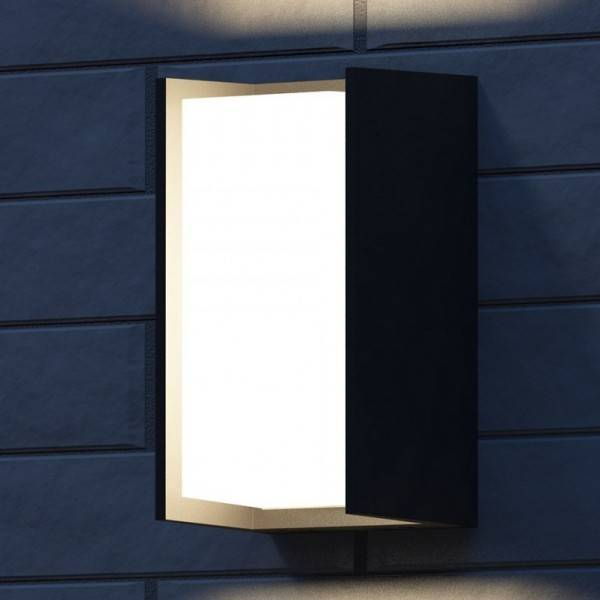 Philips BRIDGE Wandlamp E27 1x15W Antraciet