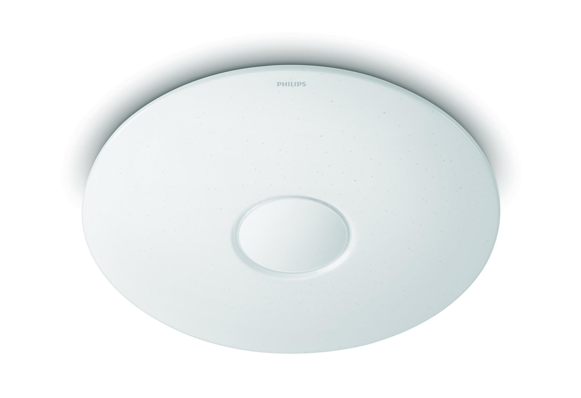 Philips HARAZ Plafondlamp 1x30W Rond Wit
