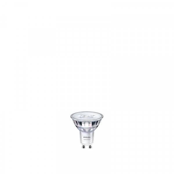Philips LED SceneSwitch GU10 5W 385lm 2700K + 4000K Spot Transparant