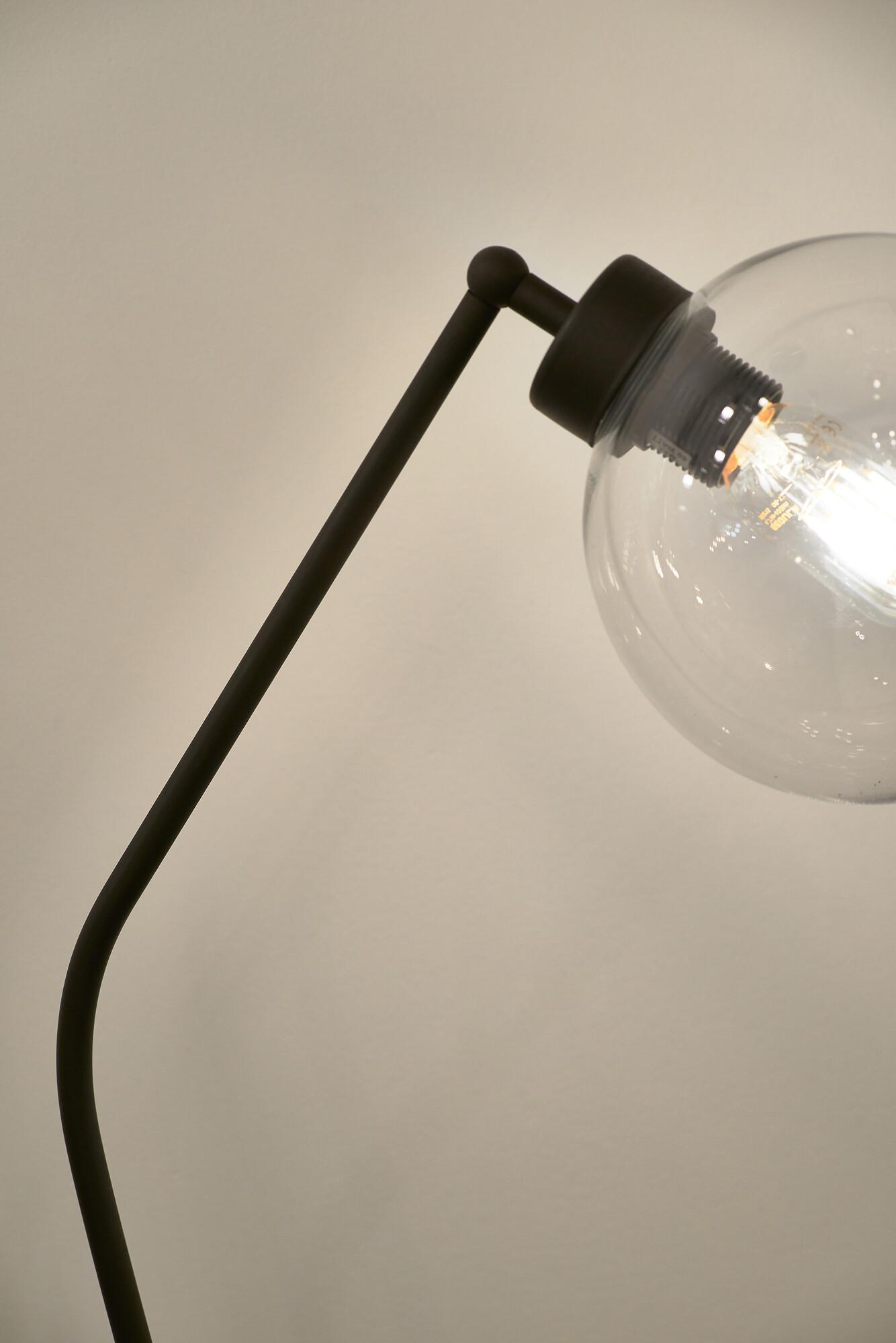BAGEL2 Vloerlamp E27 1x Bruin