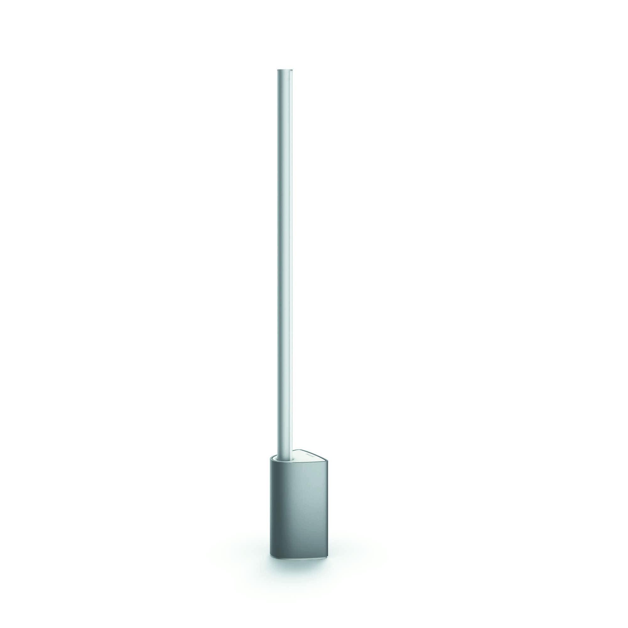 Philips HUE SIGNE Lampe de table LED 1x14W/1000lm Gris