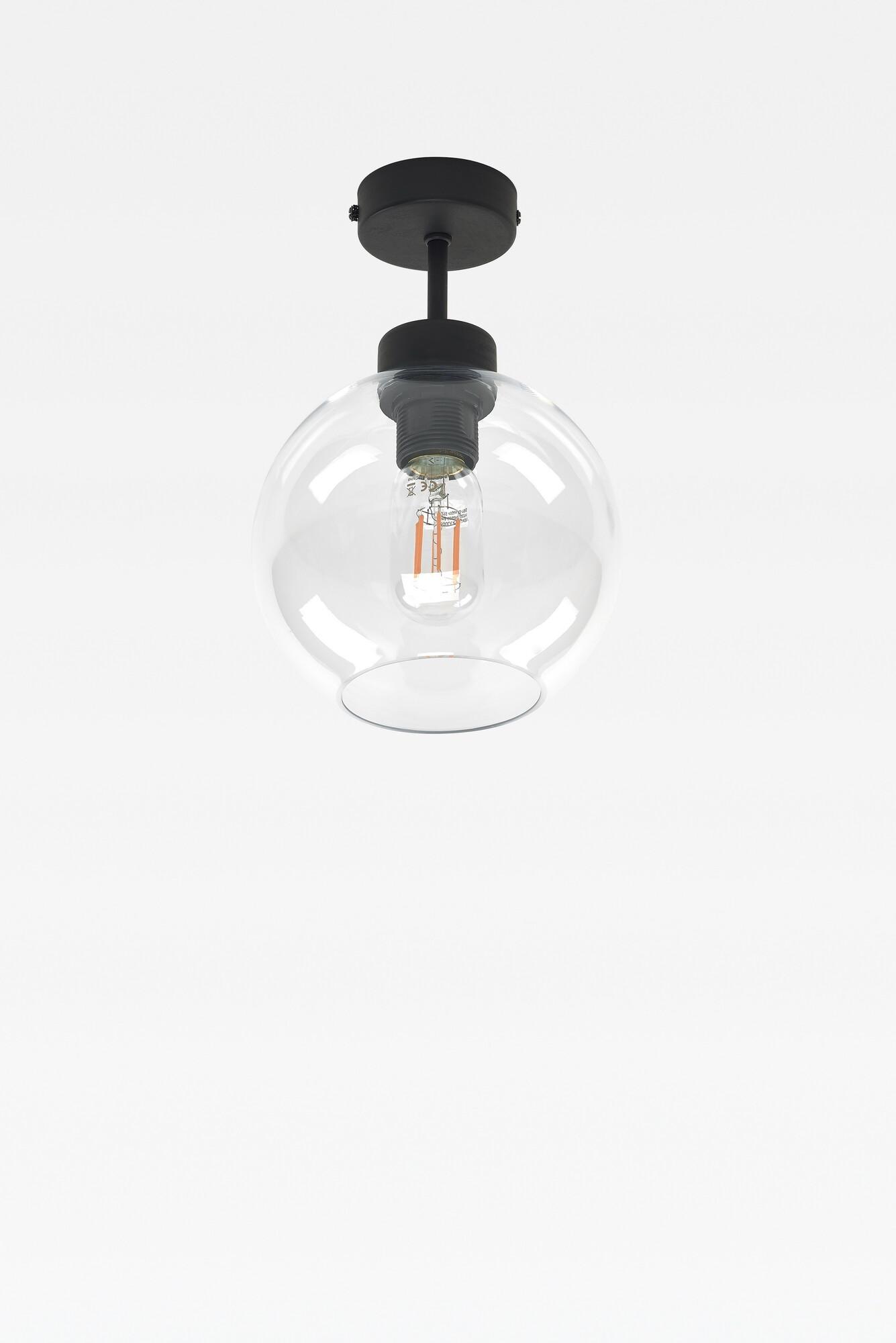 BAGEL2 Plafondlamp E27 1x Bruin