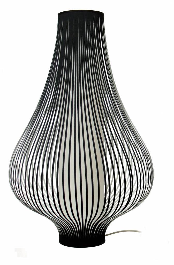 ONION Lampadaire LED 1x Noir