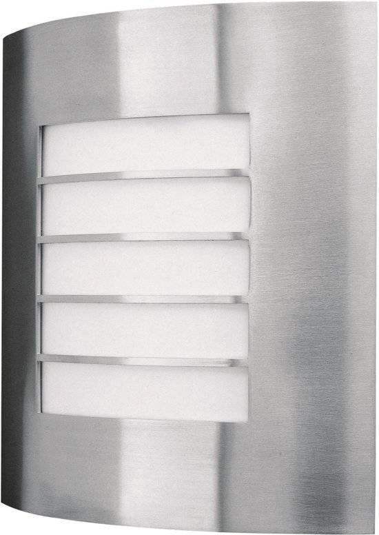 Philips OSLO Wandlamp E27 1x Lichtgrijs