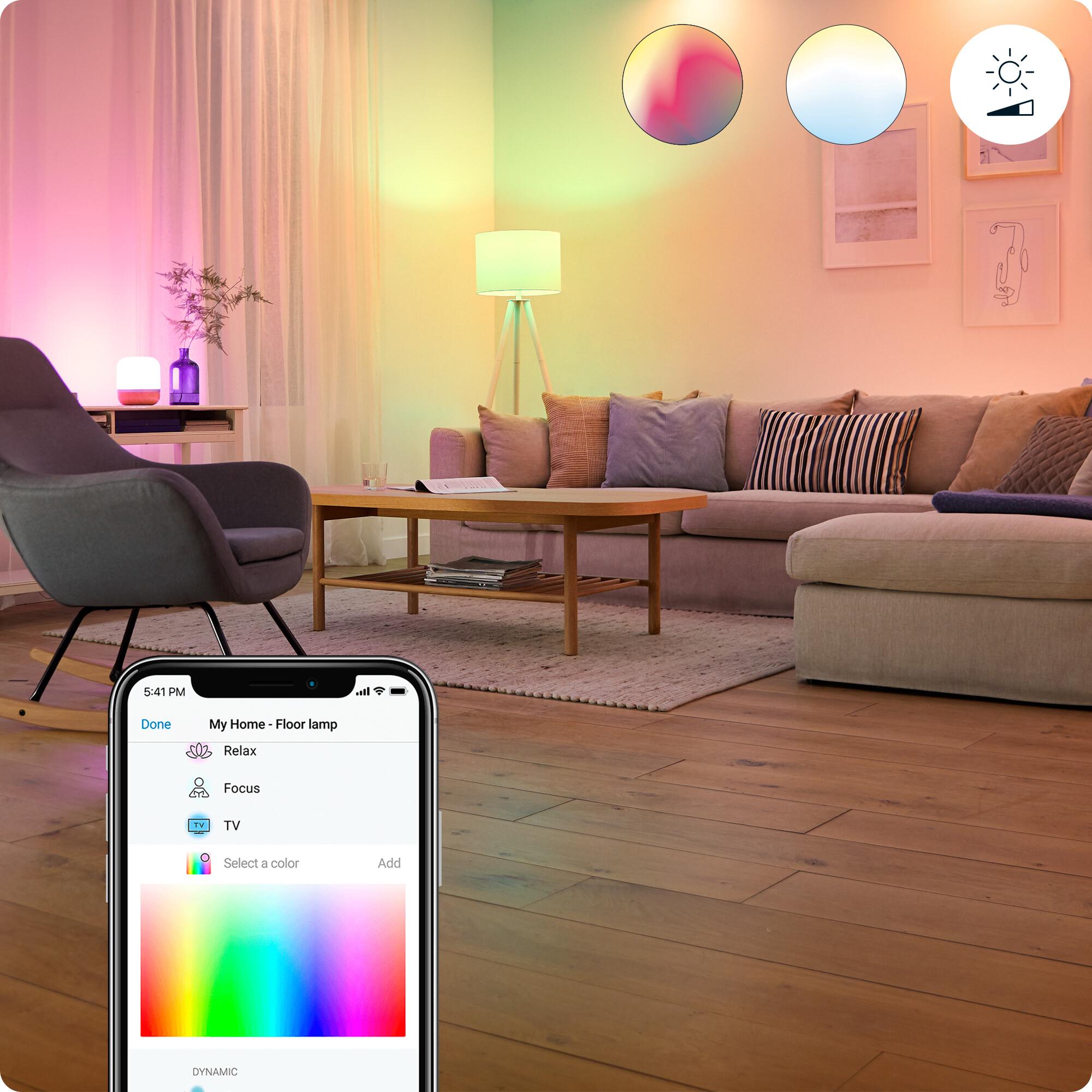 WiZ LED Light strip indoor 1x20W Wit