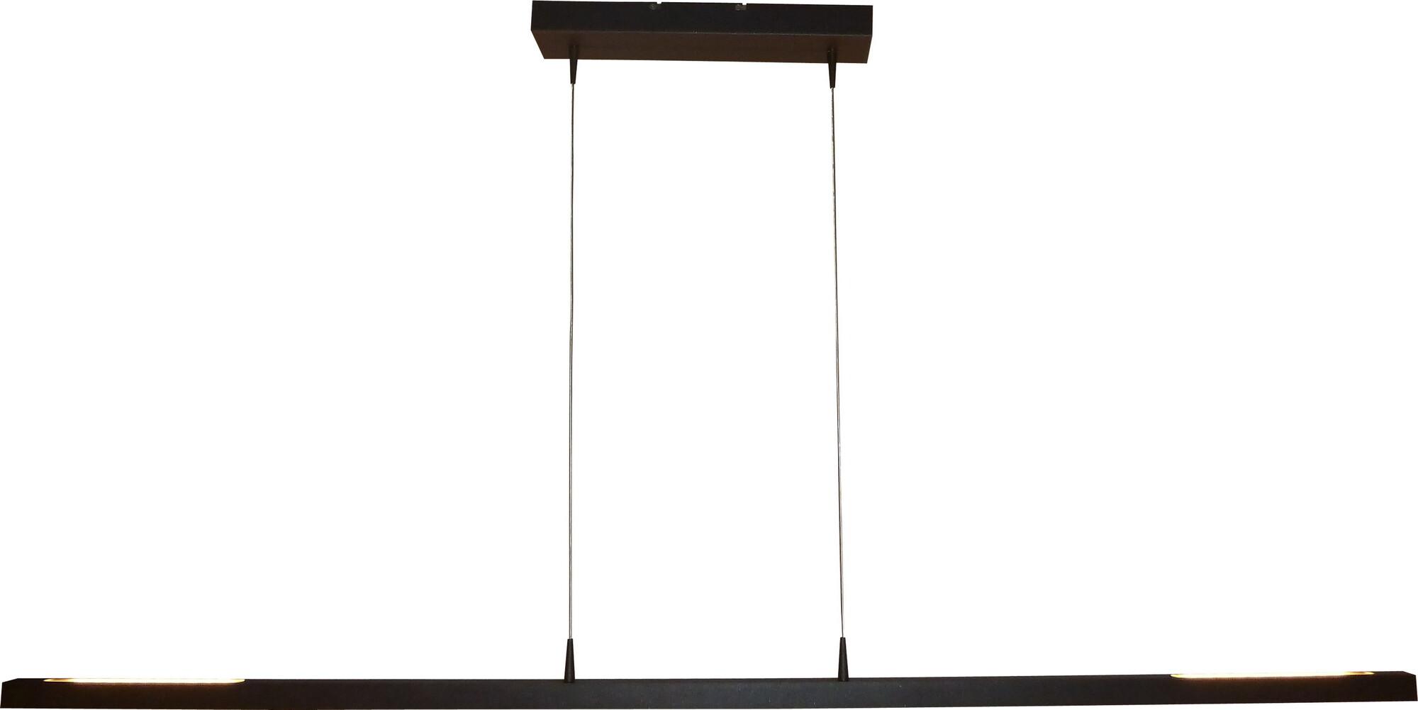 REAL Hanglamp LED 1x40W/5700lm Zwart