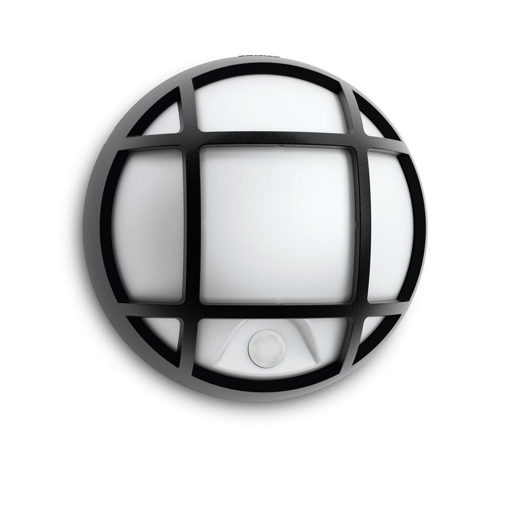 Philips EAGLE Applique LED 1x4W/320lm Noir