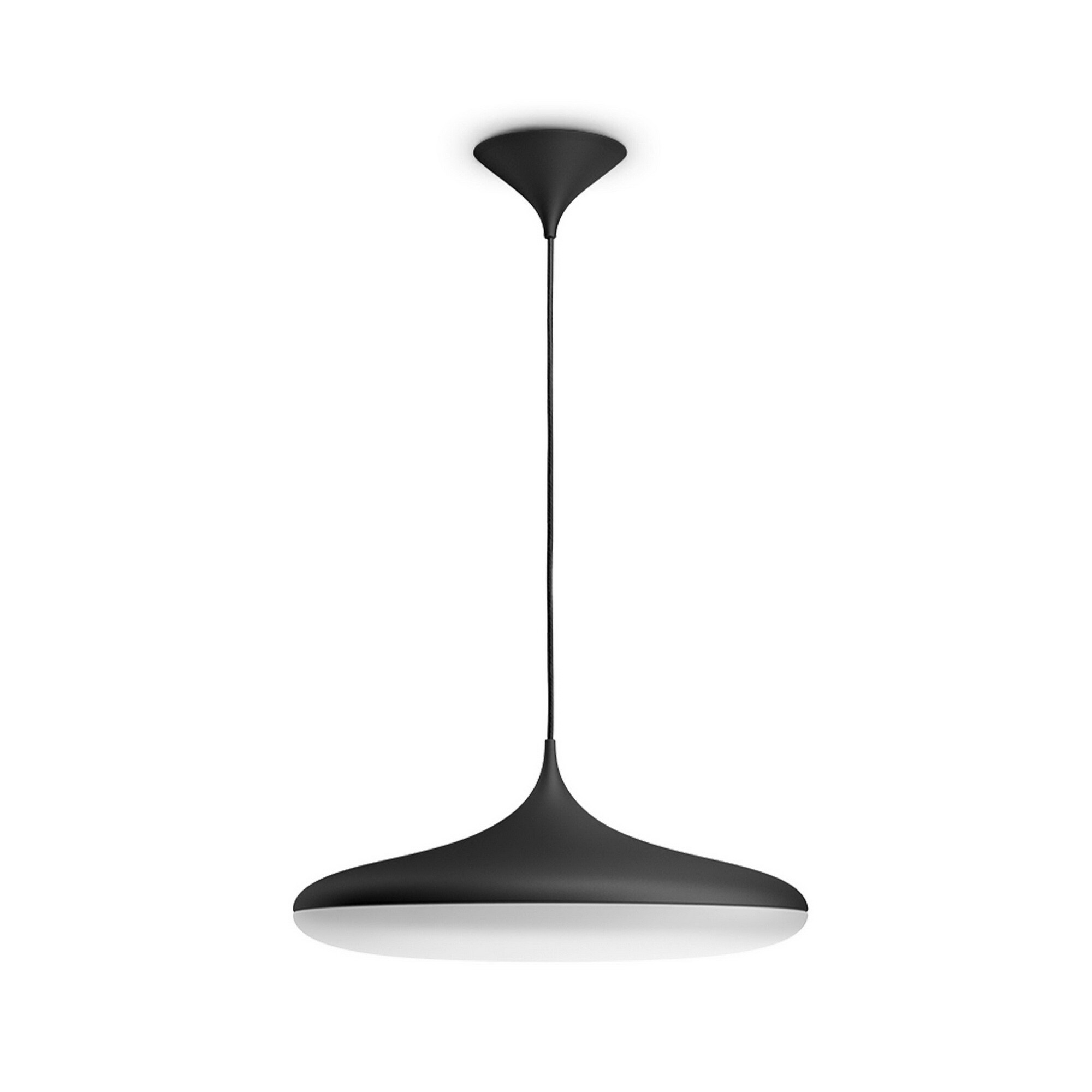 Philips HUE CHER Hanglamp LED 1x34W/3000lm Zwart