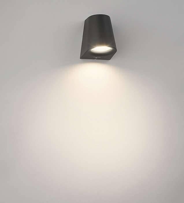 Philips VIRGA Applique LED 1x4W/270lm Noir