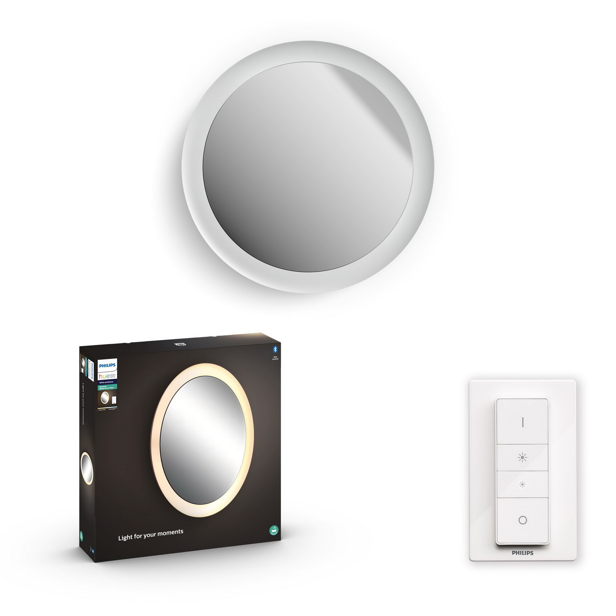 Philips HUE ADORE Wandlamp LED 1x27W/2400lm Wit