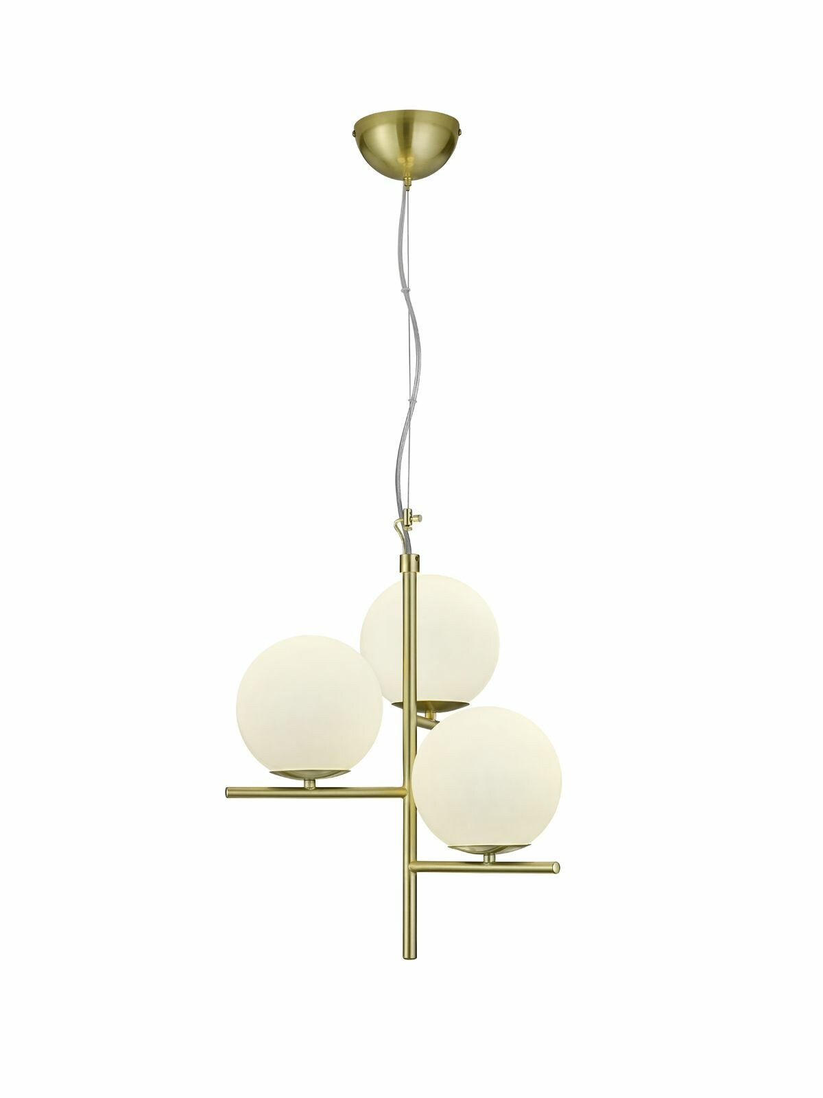 PERU Hanglamp E14 3x Koper