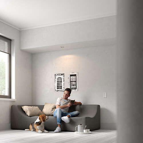 Philips HUE MILLISKIN Inbouwspot 1x6W Rond Lichtgrijs