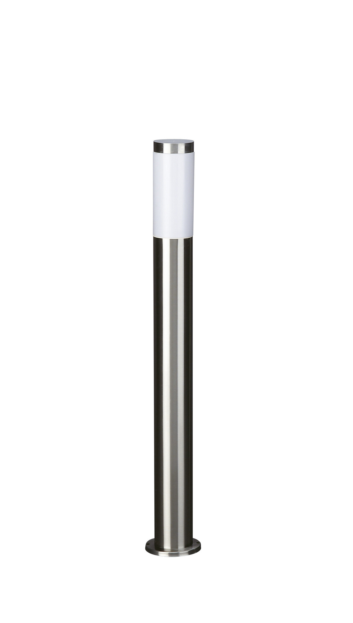 Philips UTRECHT Tuinpaal E27 1x Lichtgrijs