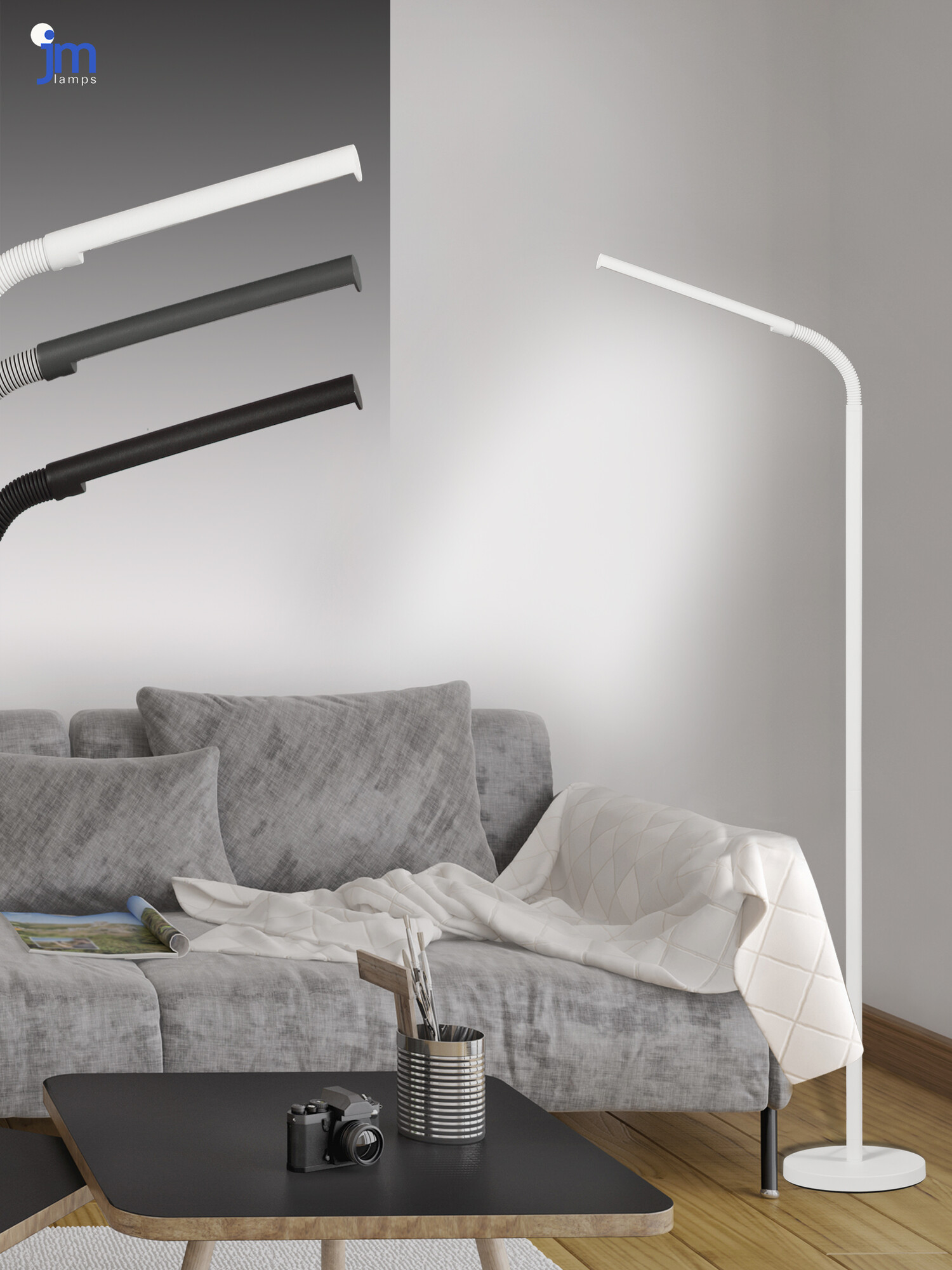 FLEXI vloerlampen